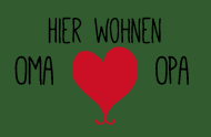 Oma und Opa grün