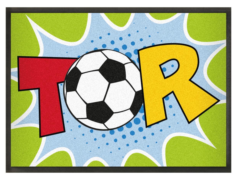 Fußmatten Fußball