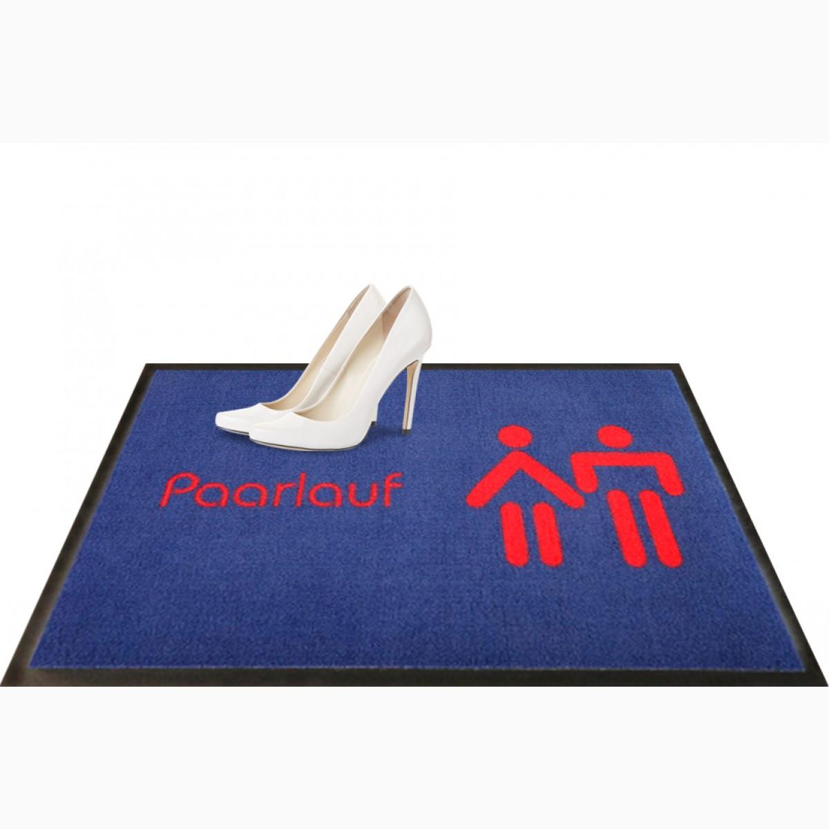 Fußmatte Ehepaar Situation
