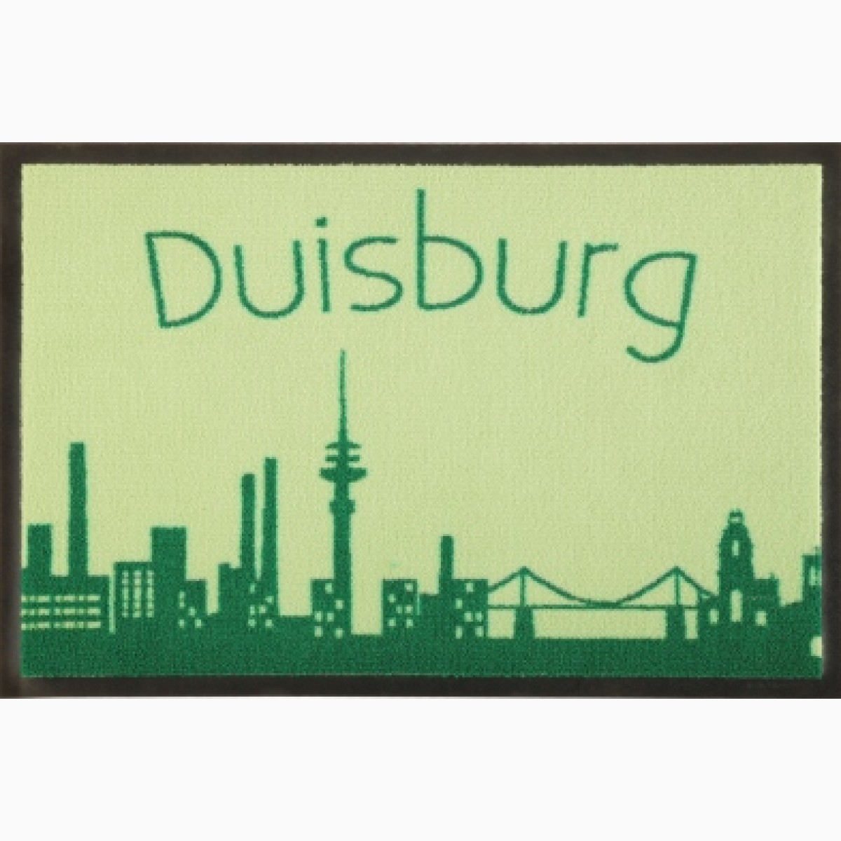 Fussmatte Duisburg
