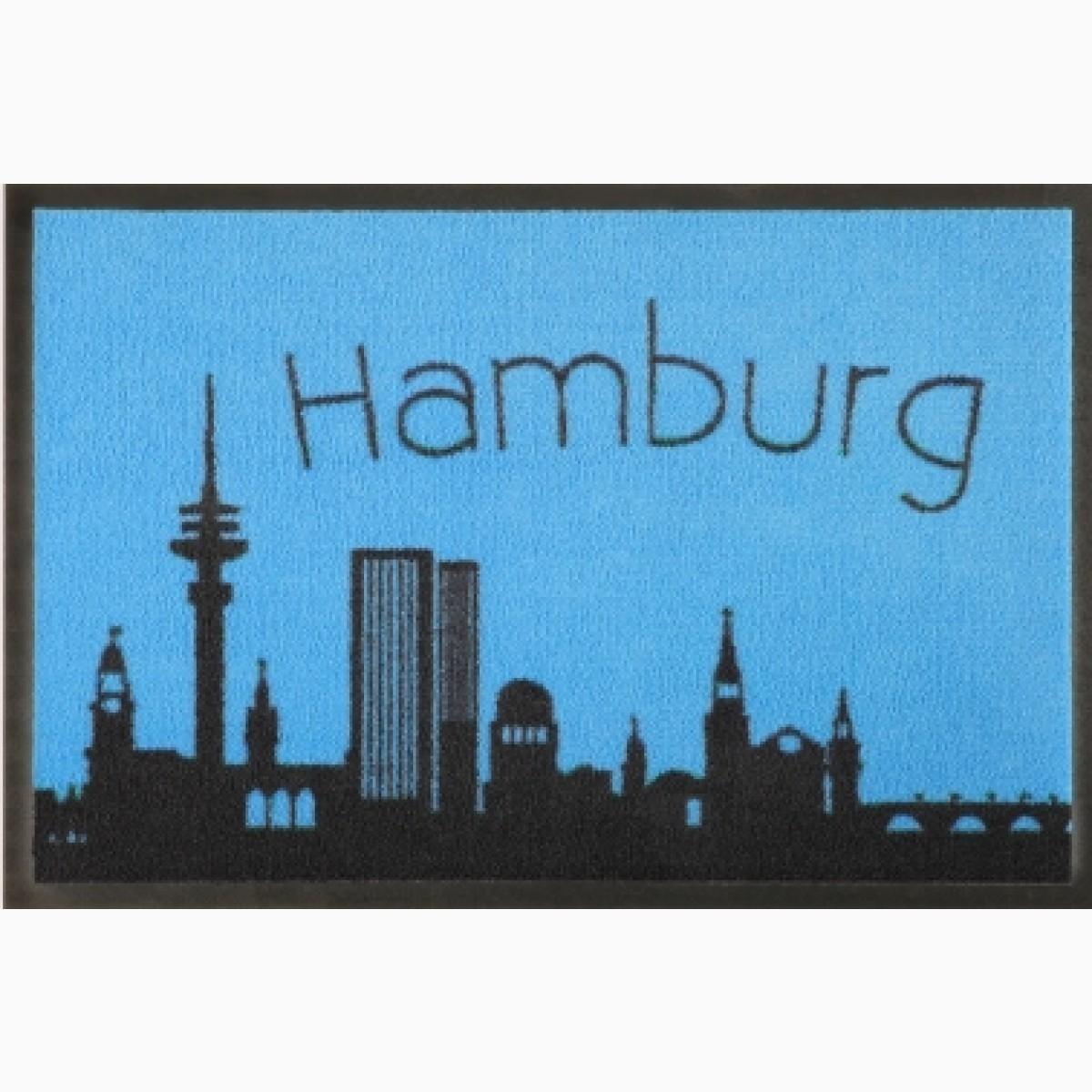 Fussmatte Hamburg