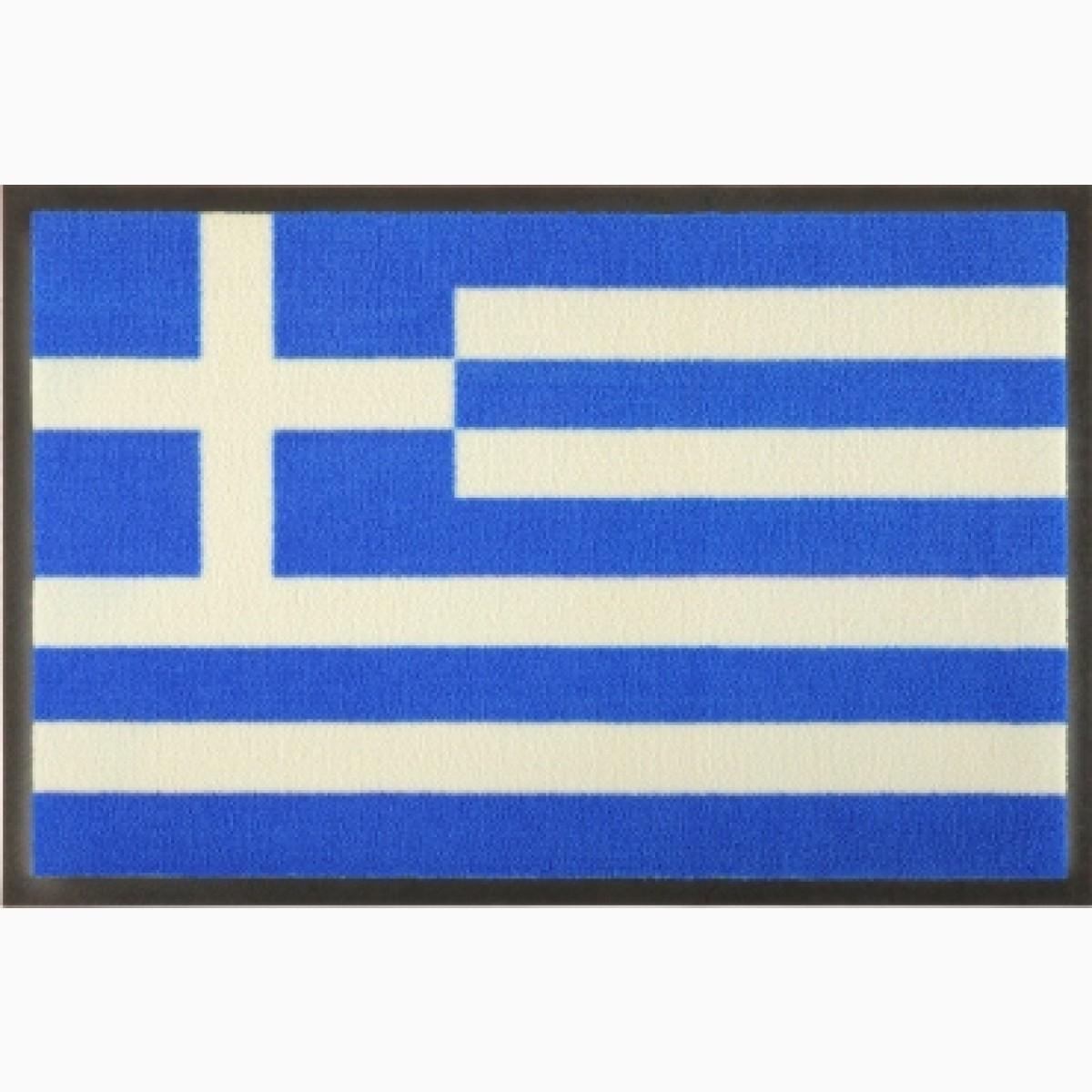 Fußmatte Griechenland