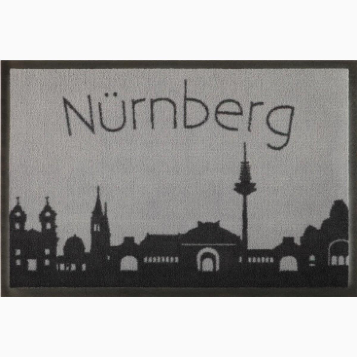 Fußmatte Nürnberg