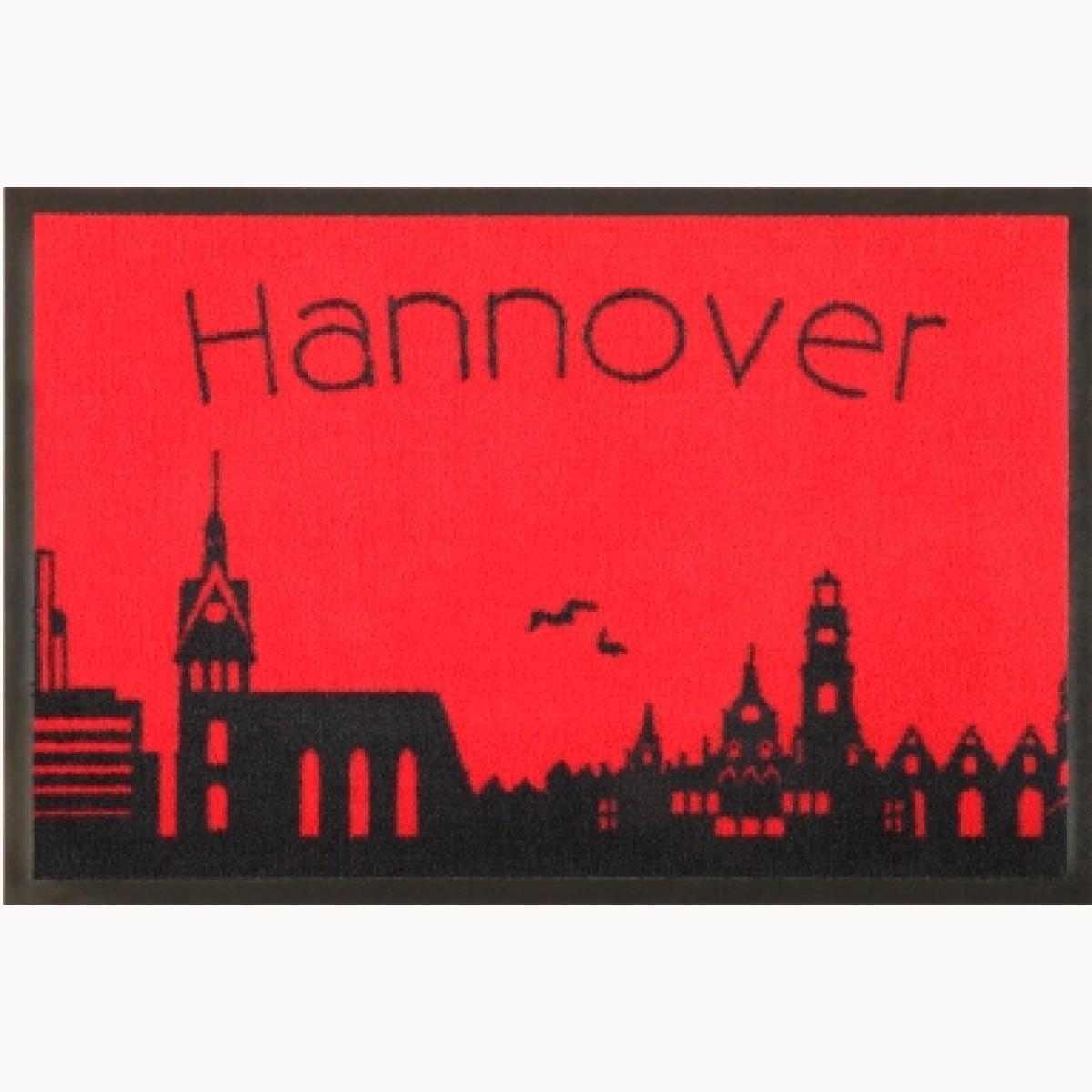 Fußmatte Hannover