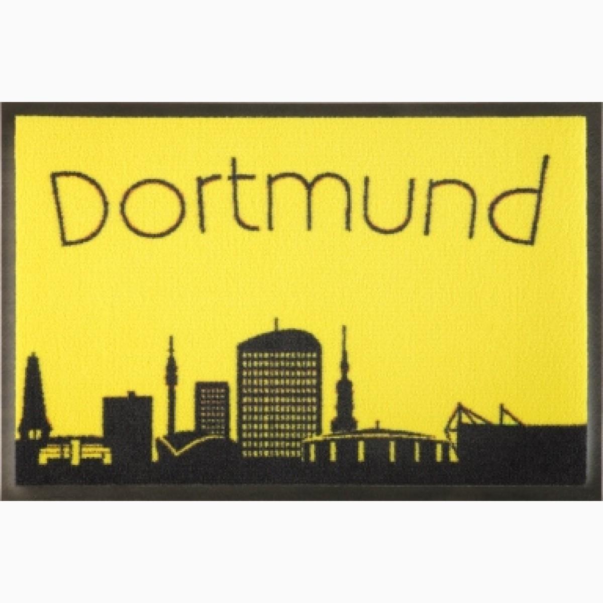 Fussmatte Dortmund
