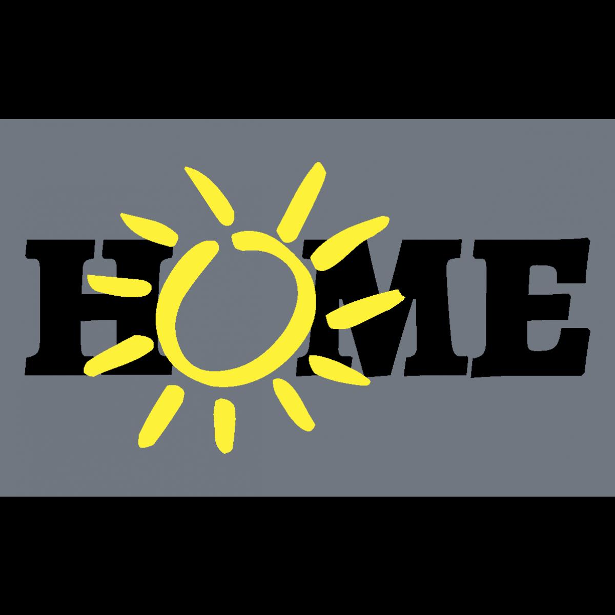 Fußmatte Sunshine Home