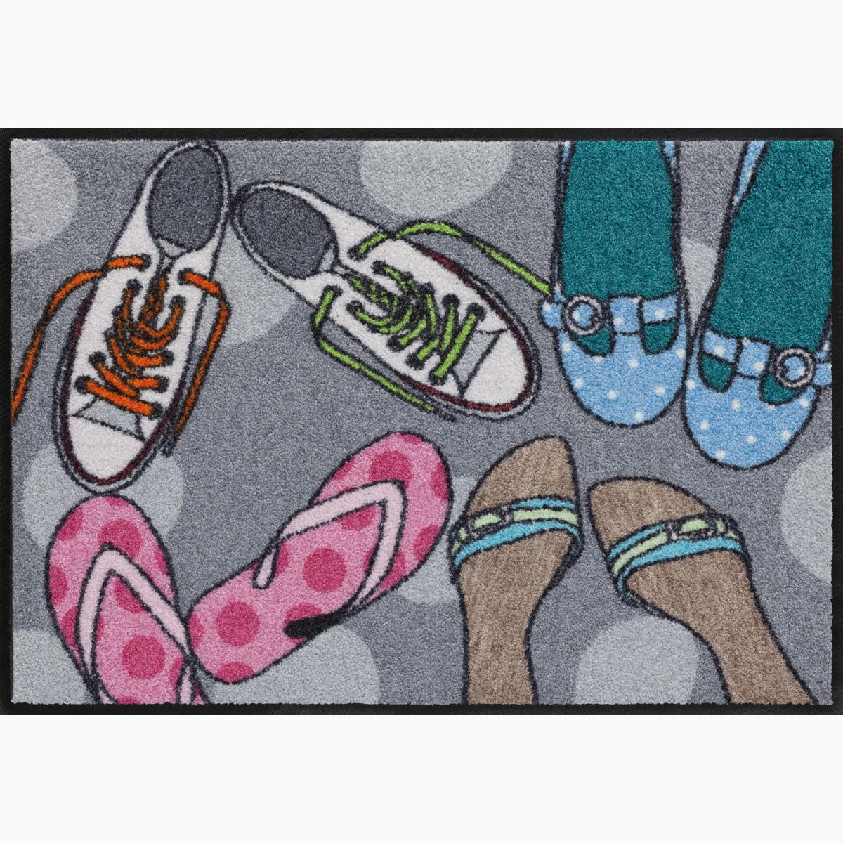 Fußmatte Salonloewe Schuh-Treffpunkt