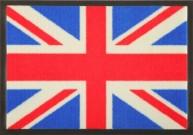 Fußmatte Großbritannien