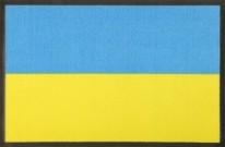 Fußmatte Ukraine