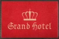 Fußmatte Grand Hotel 75 x 50