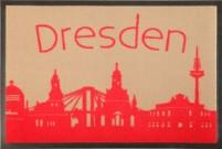 Fussmatte Dresden
