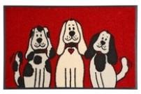 Fußmatte Three Dogs