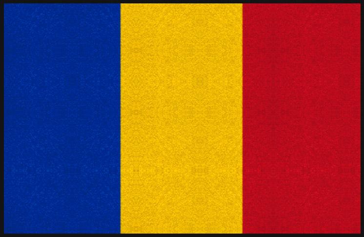 MyMat.de Fußmatte Rumänien